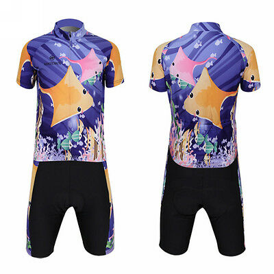 2016 XINTOWN Kids Cycling Jersey Ropa Ciclismo Manches Courtes Vélo Jersey Sets