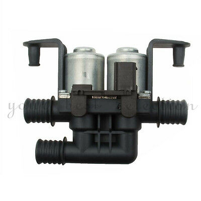 New Heater Control Valve Solenoid 64 11 6 906 652 for BMW E60 E63 E64 E65 E66