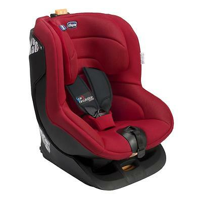 Chicco Oasys 1 Isofix Car Seat (Fire) Suitable 1 - 4 Years RRP £270