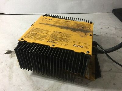 Delta Q Quiq Battery Charger 36 VOLT-AMP 912-3600 UNTESTED