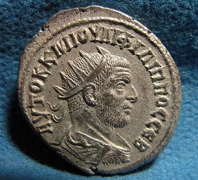 Ancient SYRIA, Seleucis and Pieria. Antioch. Philip I AD 244-249. BI Tetradrachm