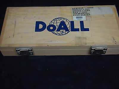 Doall Precision Gage Gauge Rectangular Steel Blocks 88Rs Metalworking Machinist