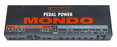 Voodoo Lab Mondo Power Supply - Authorised Australian Dealer