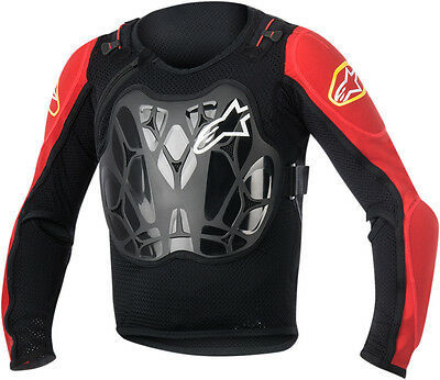 Alpinestars Youth Bionic Protective Jacket One Size 2702-0195