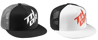 Thor MX Adult Dazz Trucker Snapback Hat One Size Fits Most All Colors