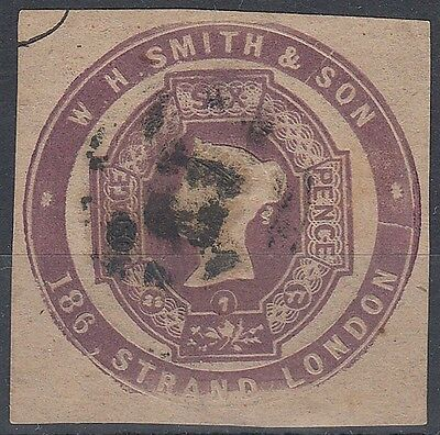 Gb Wh Smith Advertising Ring (Id:291/d42577)