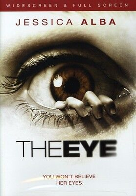 The Eye [New DVD] Full Frame, Subtitled, Widescreen, Ac-3/Dolby Digital, Dolby
