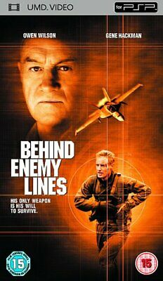 Behind Enemy Lines  [UMD Mini for PSP] - DVD 2 34VG The Cheap Fast Free Post
