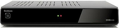 Goodmans 1TB Twin Tuner Freeview + HD Box and Digital Set Top DTR TV Recorder