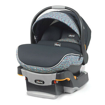 Chicco KeyFit Zip Adjustable Infant Car Seat w/ Base, Privata | CHI-049796607406