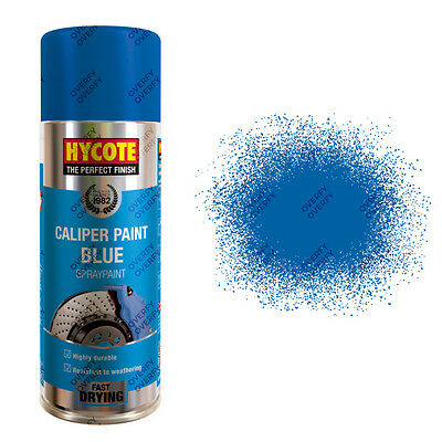 x1 Hycote® 400ml Blue Caliper Paint Aerosol Car Spray Tough Acrylic Formula