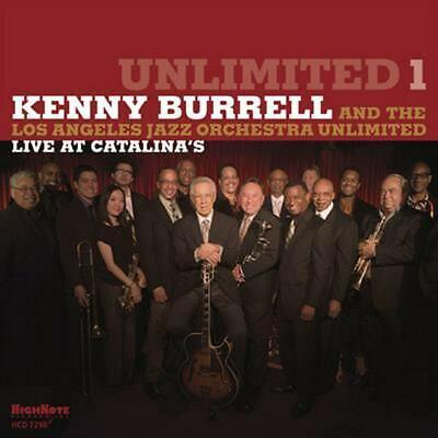 Unlimited 1 - Kenny Burrell Compact Disc Free Shipping!