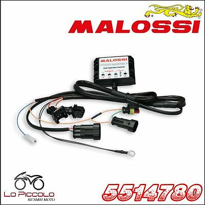 5514780 MALOSSI Centralina FORCE MASTER 2 PIAGGIO BEVERLY TOURER 300 ie 4T LC