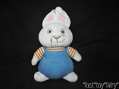 "Gund Max & Ruby Bunny Brother Rosemary Wells 12""  Plush Stuffed Animal Toy"