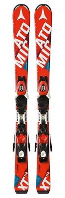 Atomic Kinder Ski Redster jr. III rot + Atomic Bindung XTE 045
