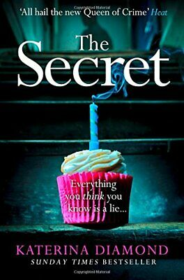 The Secret by Diamond, Katerina Book The Cheap Fast Free Post