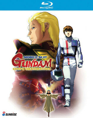 Mobile Suit Gundam: Char's Counterattack [New Blu-ray]