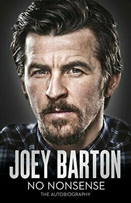 No Nonsense: The Autobiography by Barton, Joey Book The Cheap Fast Free Post