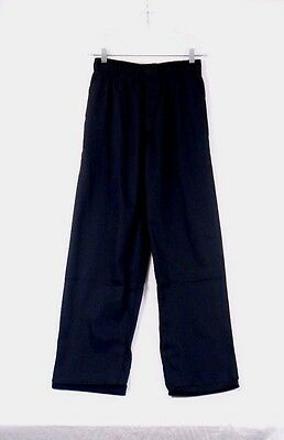 Uncommon Threads Classic Baggy Chef Pants Black Size X-Large 4001-0102 190F