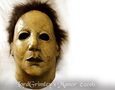 Officially Licensed Halloween 6 Michael Myers Halloween Mask Curse of Michael