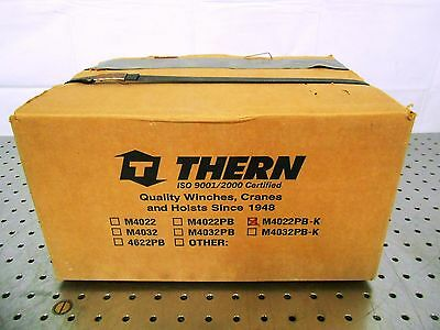 H133185 Thern Spur Gear Hand Winch M4022PB-K