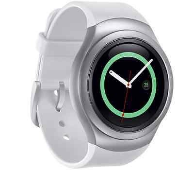 Samsung Gear S2 SM-R730A AT&T Unlocked Dark Gray and White SmartWatch New