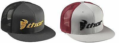 Thor MX Adult Trucker Snapback Hat One Size Fits Most All Colors