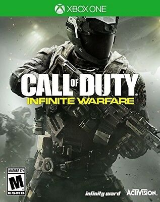 Call Of Duty: Infinite Warfare For Xbox One [New Xbox One]