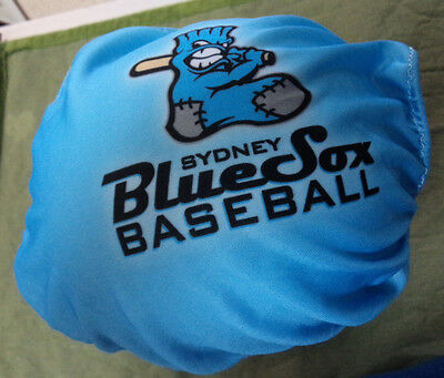 #tt.  Sydney Bluesox  Baseball Supporter Game Pocket  Cap