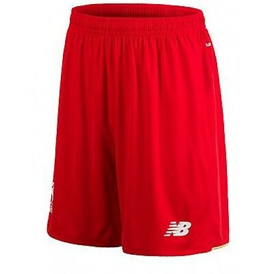 Official New Balance Liverpool Home Shorts Men's Small