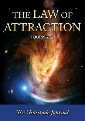 The Law of Attraction Journal 2 by Journal Easy (English) Paperback Book Free Sh