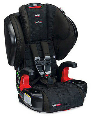 New Britax Pinnacle Clicktight Combination Harness-2-Booster Car Seat Circa