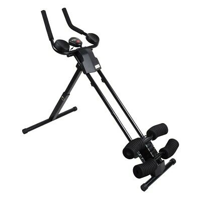 Ultrasport Bauchtrainer Ultra 150 Curved-Fitness Power AB Trainer