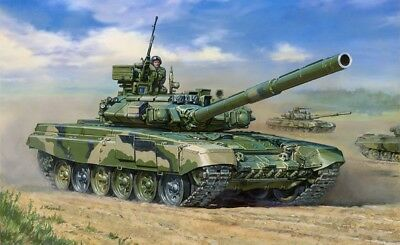 Zvezda 5020 - 1/72 Russian Main Battle Tank T-90 - Neu