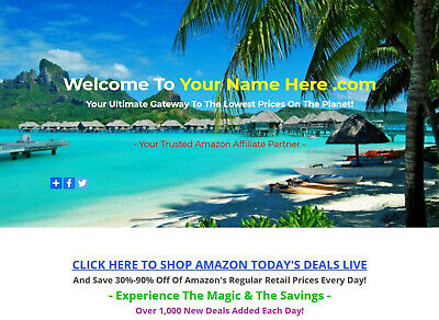 1 Of A Kind Website Business For Sale - 51 Online Stores - 53 Million Items!