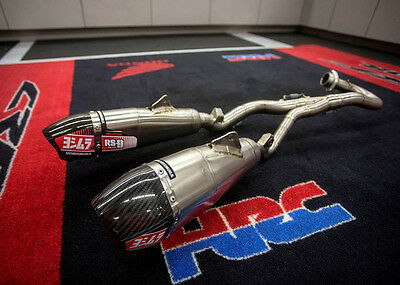 Yoshimura RS-9T Complete Exhaust System For Honda CRF 450 R RX 2017 225830R520