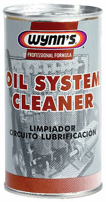 Wynns Oil System Cleaner Oil Supliment 325 Ml 47244
