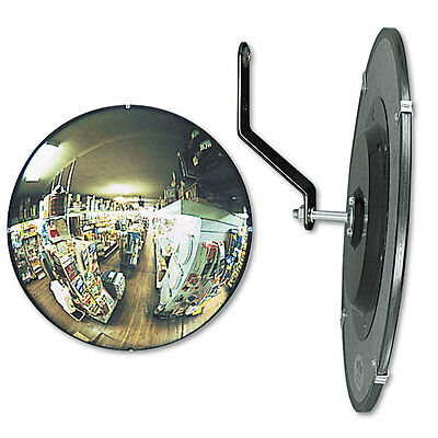 """See All 160 degree Convex Security Mirror, 18 In. dia., EA - SEEN18"""