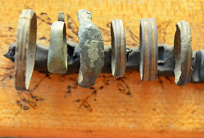 Ancient  Rings lot - Viking Period rings