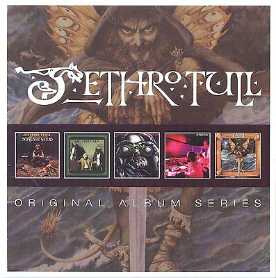 Jethro Tull - Original Album Series: 5Cd Album Set (2014)