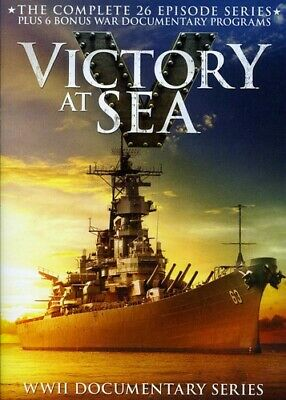 Victory at Sea [New DVD] With Bonus Disc, 3 Pack