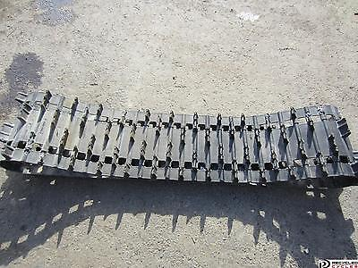 """Polaris Camoplast Snowmobile Track 136"""" Long 2.52"""" Pitch 1.75"""" Paddles 15"""" Wide"""