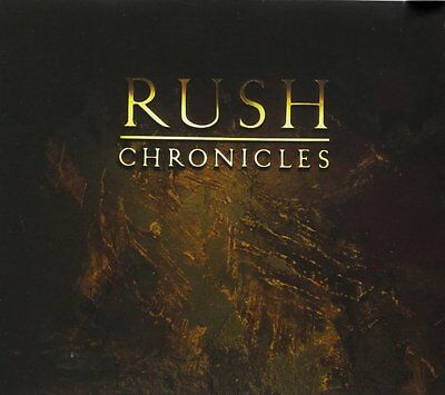 Rush: Chronicles[2Cd] Fly By Night,lakeside Park,tom Sawyer,2112,limelight++