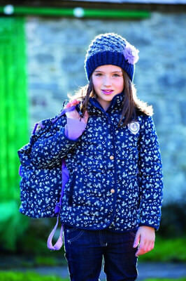 Horseware Girls Quilted Winter Coat CLOSEOUT