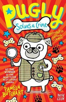 Pugly Solves a Crime by Pamela Butchart Book The Cheap Fast Free Post