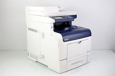 Xerox WorkCentre 6605 A4 All-In-One Colour Laser Printer