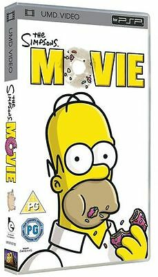 The Simpsons Movie (englisch) - UMD