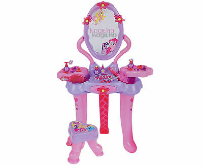 Theo Klein My Little Pony Schoenheitscenter Beauty Studio Make-up Table Girls