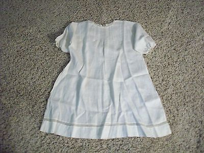 Antique Christening Gown w/lots of tatting