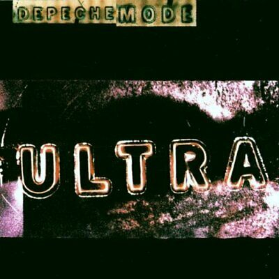 Depeche Mode - Ultra - Depeche Mode CD DZVG The Cheap Fast Free Post The Cheap